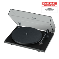 Produktbilde for Pro-Ject Primary E - Sort (PLATESPILLER)