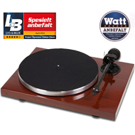 Pro-Ject 1XPression Carbon Classic - Mahogany (PLATESPILLER)