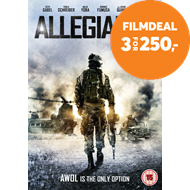 Produktbilde for Allegiance (UK-import) (DVD)
