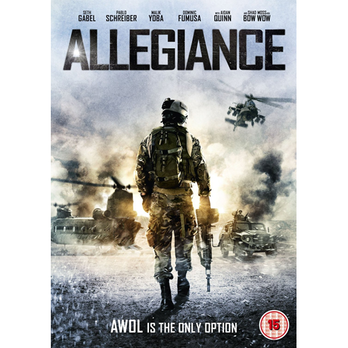 Allegiance (UK-import) (DVD)