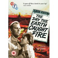 The Day The Earth Caught Fire (UK-import) (DVD)