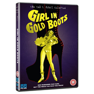 Girl In Gold Boots (UK-import) (DVD)