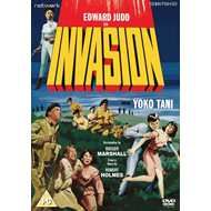 Invasion (UK-import) (DVD)