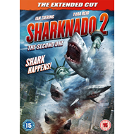 Sharknado 2: The Second One (UK-import) (DVD)