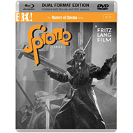 Spione (UK-import) (Blu-ray + DVD)