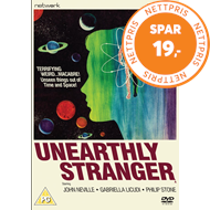 Unearthly Stranger (UK-import) (DVD)