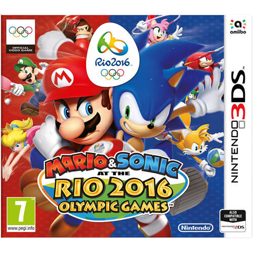 Mario & Sonic at the Rio 2016 Olympics Games