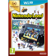 Produktbilde for Nintendo Land - Nintendo Selects