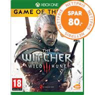 Produktbilde for The Witcher 3: Wild Hunt - Game of The Year Edition