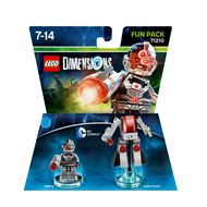 Lego Dimensions Fun Pack: Cyborg