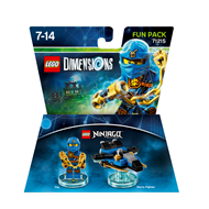 Lego Dimensions Fun Pack: Jay
