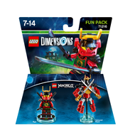 Lego Dimensions Fun Pack: Nya