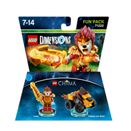 Lego Dimensions Fun Pack: Laval