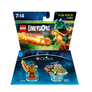 Lego Dimensions Fun Pack: Cragger
