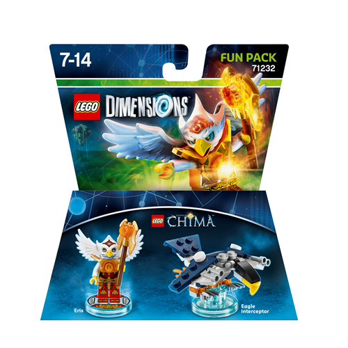 Lego Dimensions Fun Pack: Eris