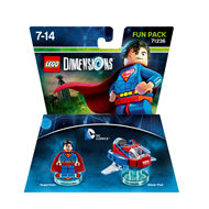Lego Dimensions Fun Pack: Superman (Dc Comics)