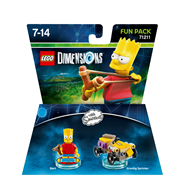 Lego Dimensions Fun Pack: Bart