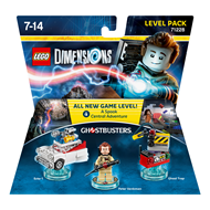 Lego Dimensions Level Pack: Ghostbusters