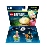 Lego Dimensions Fun Pack: Krusty