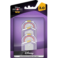 Disney Infinity 3.0: Power Disc 4-Pack: Zootropolis