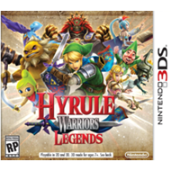 Produktbilde for Hyrule Warriors: Legends