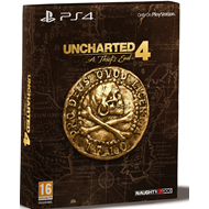 Uncharted 4: A Thief´s End - Special Edition