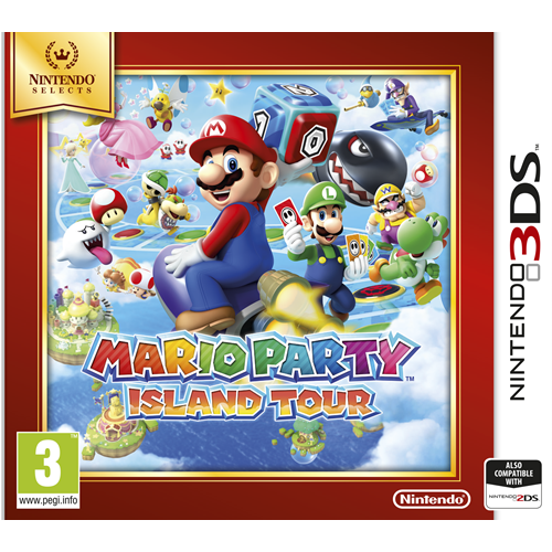 Mario Party: Island Tour - Nintendo Selects