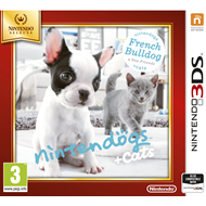 Nintendogs + cats: French Bulldog and new Friends - Nintendo Selects