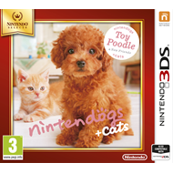 Nintendogs + cats: Toy Poodle and new Friends - Nintendo Selects