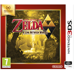 Legend of Zelda: A Link Between Worlds - Nintendo Selects