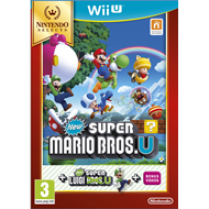 Produktbilde for New Super Mario Bros. U + New Super Luigi U - Nintendo Selects
