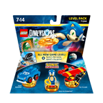 Lego Dimensions Level Pack: Sonic The Hedgehog