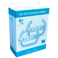 Piranha Wii Duo Racing Wheel