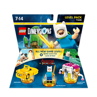 Lego Dimensions Level Pack: Adventure Pack