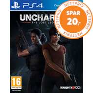 Produktbilde for Uncharted: The Lost Legacy