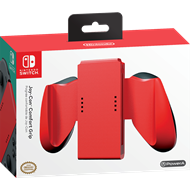 Produktbilde for Nintendo Licensed Switch Joy-Con Comfort Grip - Red