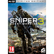 Sniper Ghost Warrior 3 -Limited Edition