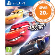 Produktbilde for Cars 3 - Driven to Win