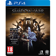 Middle-Earth: Shadow Of War - Gold Edition