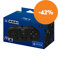 Produktbilde for PS4 Wired MINI Gamepad (black)