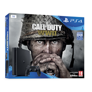 Playstation 4 1TB + Call Of Duty WWII