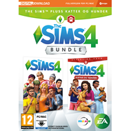 The Sims 4: Startpakke + The Sims 4: Katter og Hunder