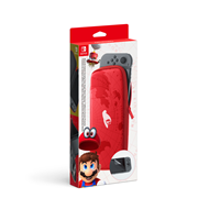 Nintendo Switch - Case - Super Mario Odyssey Edition & screen protector
