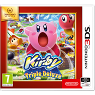 Produktbilde for Kirby Triple Deluxe - Nintendo Selects