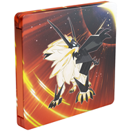 Pokémon Ultra Sun - Steelbook Edition