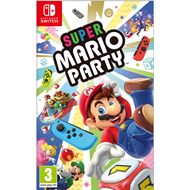 Produktbilde for Super Mario Party