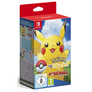Pokémon: Let's Go, Pikachu! + Poké Ball Plus Bundle