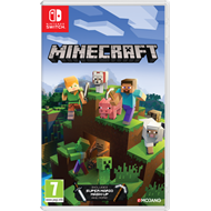Produktbilde for Minecraft: Nintendo Switch Edition