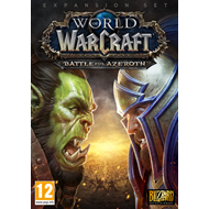 World Of Warcraft - Battle for Azeroth - Pre-order box