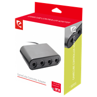 Produktbilde for Piranha Gamecube Controller Adapter